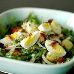 Salada niçoise I