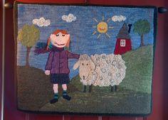 Rug Hooking Designs by Nova Scotia Artist Shelly Atkinson