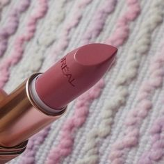 #loreal #colorriche #lipstick #sassymauve #review #price and details on the blog