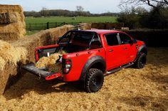 Ford Ranger SEEKER Raptor - Standard Edition from Seeker Styling (Motorseeker UK)
