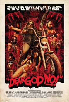DEAR GOD NO! World Premiere at the Plaza Theatre in Atlanta - September 9, 2011
