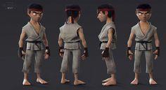Os incríveis personagens 3D de Victor Hugo - Designerd