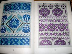 from Hungarian embroidery book