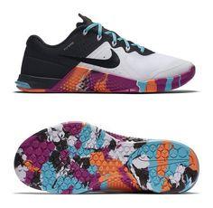 $209.99 - Nike Women's Metcon 2 White/Black/Gamma Blue size 9.5 #shoes #nike #2016