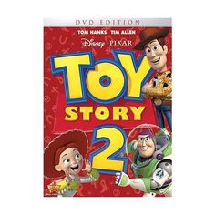 Toy Story 2 Movie Poster ❤ liked on Polyvore