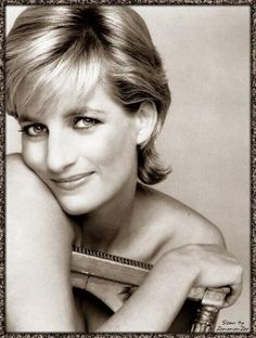 Princess Diana, what a beautiful woman inside and out