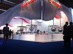 Flyvision Brembo Displays