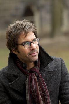 Eric McCormack in Perception  -  Crazy CAN be sexy afterall....