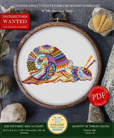 Embroidery Needlepoint Kits Set of 16 cross stitch for beginners Modern Decor-pdf Instant Download-ST-02 cross stitch pattern pack