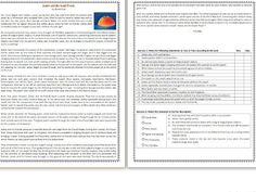 James and the Giant Peach - Summary Reading & Comprehension Exercises Comprehension Exercises, Reading Comprehension Worksheets, Roald Dahl Activities, James And Giant Peach, Summary, Learn English, Teaching Resources, Lesson Plans, Texts