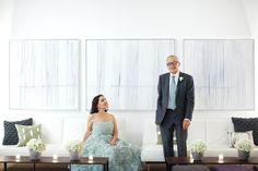 #contemporary San Francisco wedding designed by Atelier Joya San Francisco Read more - http://www.stylemepretty.com/2013/07/26/san-francisco-wedding-from-shannon-leahy-events/