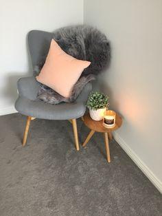 Occasional chair, adairs oak wood
