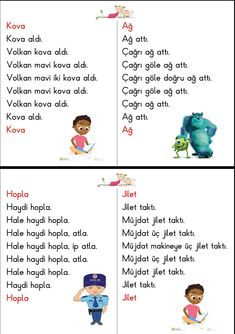 Turkish Lessons, Learn Turkish, Primary School, Language, Education, Learning, Words, Teaching Supplies, Upper Elementary
