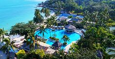 Melati Beach Resort & Spa   - Explore the World with Travel Nerd Nici, one Country at a Time. http://travelnerdnici.com