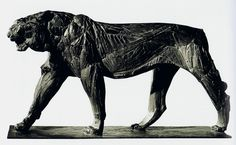 Among my favorite sculptors are Michelangelo, Rodin and Rembrandt Bugatti. Bugatti was born in Milan in 1885 into a highly artistic family. Animal Sculptures, Sculpture Art, Bugatti, Der Panther, Rembrandt, Michelangelo, Les Oeuvres, Art Reference, Sculpting