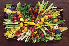 Crudite upgraded: How to make the healthiest party appetizer sexier