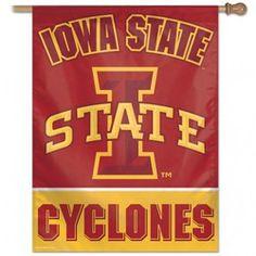 Iowa State Cyclones 27x37 Banner