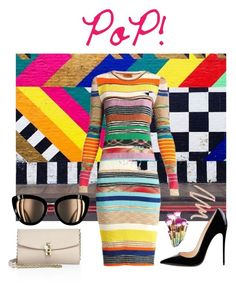 """""""Untitled #8"""" by rows84 on Polyvore featuring Illamasqua, Missoni, Dolce&Gabbana and NARS Cosmetics"""