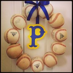 My latest craft project #baseball #crafting by Simply Sweets, via Flickr