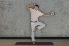 Broga: Yoga Poses for Bros - Neatorama