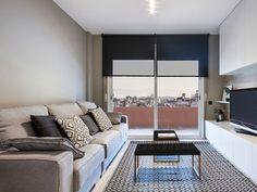 Modern apartament, living room