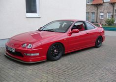 Acura Integra Type R [DC2] [Third Generation] Check out all of our #AftermarketParts at #Rvinyl http://www.rvinyl.com/Acura-Accessories.html