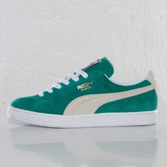 "Puma Suede Classic Eco ""Greenlake"""