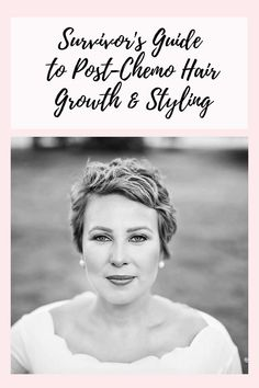 Struggling to grow & style your short hair after chemo? Here are all the tips and products you need to grow and style your hair after chemo. Hair Loss Cure, Oil For Hair Loss, Stop Hair Loss, Hair Loss Remedies, Prevent Hair Loss, Chemo Hair Loss, Hair Growth After Chemo, Regrow Hair Naturally, Natural Hair Loss Treatment