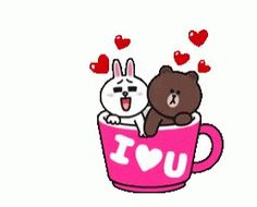 The perfect BrownAndCony Love Bear Animated GIF for your conversation. Discover and Share the best GIFs on Tenor. Love You Gif, Cute Love Gif, Cute Couple Cartoon, Cute Cartoon, Bear Gif, Cony Brown, Hug Gif, Gato Anime, Emoji Love