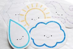 Weather Lacing Cards by wildolive, via Flickr