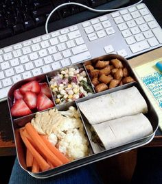 Lunches Lately « Food « back to her roots