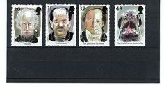 GB STAMP MINT NH QE 11 1997 TALES AND LEGENDS HORROR STORIES SG 1980 - 1983