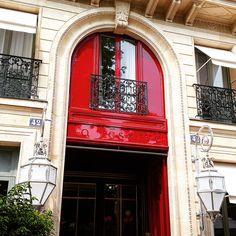 La Réserve Hotel, Palace, Paris