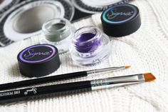 The Black Pearl Blog - UK beauty, fashion and lifestyle blog: Sigma Gel Liners and Liner Brushes #sigmabeauty #standouteyes #beautychamber #gelliner #sigmaE68 #sigmaE06