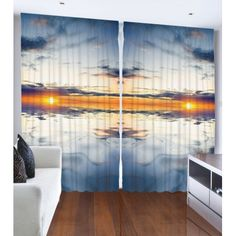 Awesome Art Deco Curtain Panels