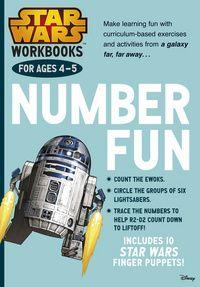 Star Wars Workbooks: Number Fu
