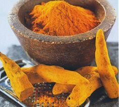 Nature's Ibuprofen? Could turmeric (Curcuma longa) be nature's Ibuprofen? Researchers have compared the two and have found that it seems to be nature's answer to joint pain and stiffness due to osteoarthritis.