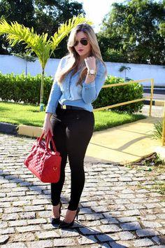 Diario Feminino » Look do dia