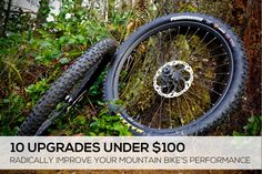 10 Upgrades under $100 that will radically improve your mountain bike's performance