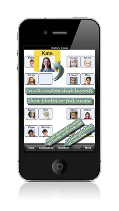 Manage Your Classroom With Smart Seat, The First IPhone And IPad Seating  Chart  Free Classroom Seating Chart Maker