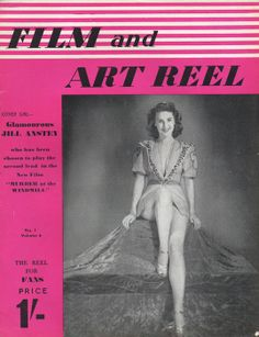 Jan.1948.   Jill Anstey.