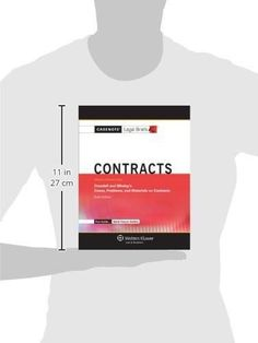 Casenotes Legal Briefs: Contracts Keyed to Crandall & Whaley, Sixth Edition (Casenote Legal Briefs)
