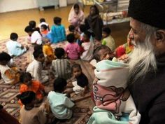 """""""I do not have any formal education. What use is education when we do not become human beings? My school is the welfare of humanity."""" _Abdul Sattar Edhi _Hats off to the man of humanity! May his soul rest in peace. #DeathAnniversary #Humanity"""