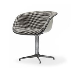 Herman Miller 'La Fonda' chair.  Chair by Charles and Ray Eames, textile by Alexander Girard