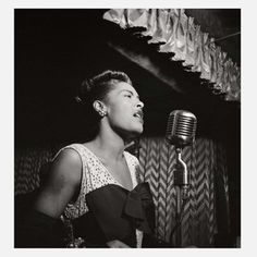 Billie Holiday Print 1946, 35€, now featured on Fab.