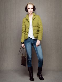 Keady #7/8-Jeans by Brigitte von Boch #bevonboch #denim