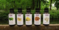 Les cheveux de Mini: Mes huiles essentielles : Now essential Oils
