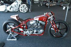 The #Harley Davidson ProShow winner - Steve Iacona's Challenger