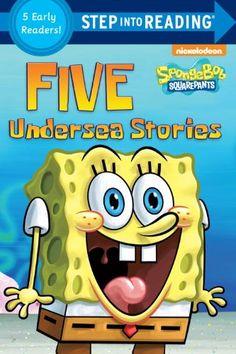 Five Undersea Stories (SpongeBob SquarePants) (Step into Reading) @ niftywarehouse.com