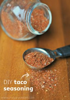 Spice up your family taco dinner with this DIY seasoning recipe.